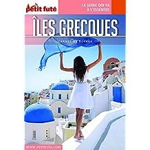 ÎLES GRECQUES 2018 Carnet Petit Futé (Carnet de voyage) (French Edition)
