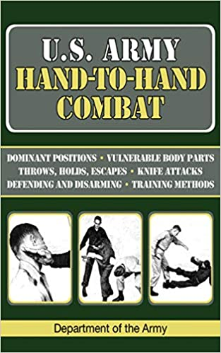 Amazon com: U S  Army Hand-to-Hand Combat (US Army Survival