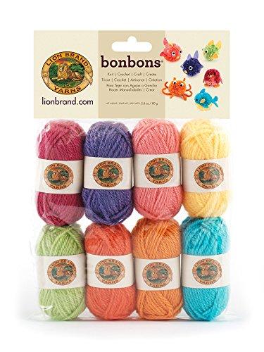 Lion Brand Vanna/'s Palette Bonbons Yarn 8//pkg-romantic