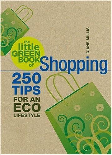 The Little Green Book of Shopping (Little Green Book)