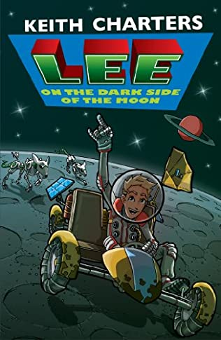 book cover of Lee On the Dark Side of the Moon