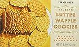 belgian waffles packaged - Trader Joe's Belgian Butter Waffle Cookie Crisps - 2 Pack