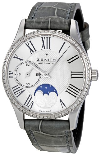 Zenith Women's 16.2310.692/02.C706 Elite Lady Ultra Thin Moonphase Dial Watch