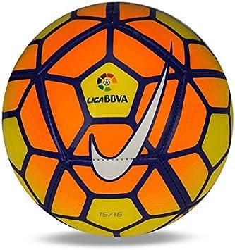 Nike FIFA LFP la LIGA BBVA MINI balón de fútbol SC2691-790 Tamaño 1: Amazon.es: Deportes y aire libre