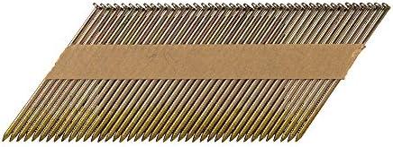 Fixman 413678 Clavos Anillados Galvanizados Set de 2500 Piezas Plata