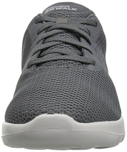 Charcoal Baskets Paradise Joy Gris Walk Skechers Go Femme qwa0n4S