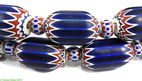 Chevron Trade Bead - 1