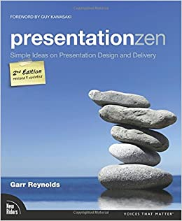 amazon presentation zen simple ideas on presentation design and