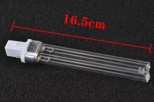 Encounters Light 2 (sunsun 9w 9 Watt UV Replacment Bulb lamp G23 2 Pin Base Germicidal Ultraviolet)