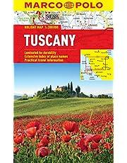 Tuscany Marco Polo Holiday Map