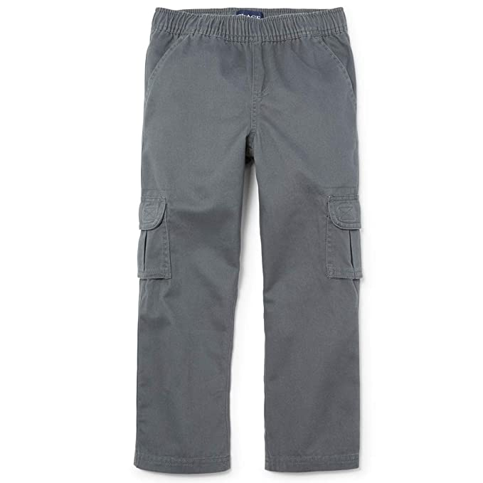 e8395c7685 The Children's Place Boys' Pull-On Cargo Pant