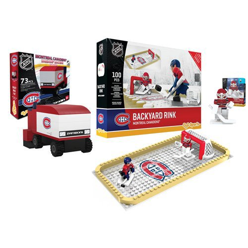 OYO Sportstoys NHL Fan Gift Set of 3 Items - Montreal Can...