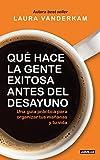 img - for  Qu  hace la gente exitosa antes del desayuno? (Spanish Edition) book / textbook / text book