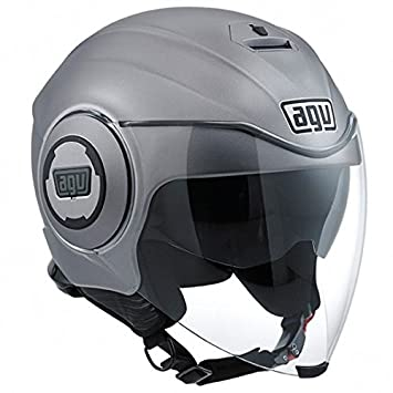 Casco AGV Fluid gris mate (XL)
