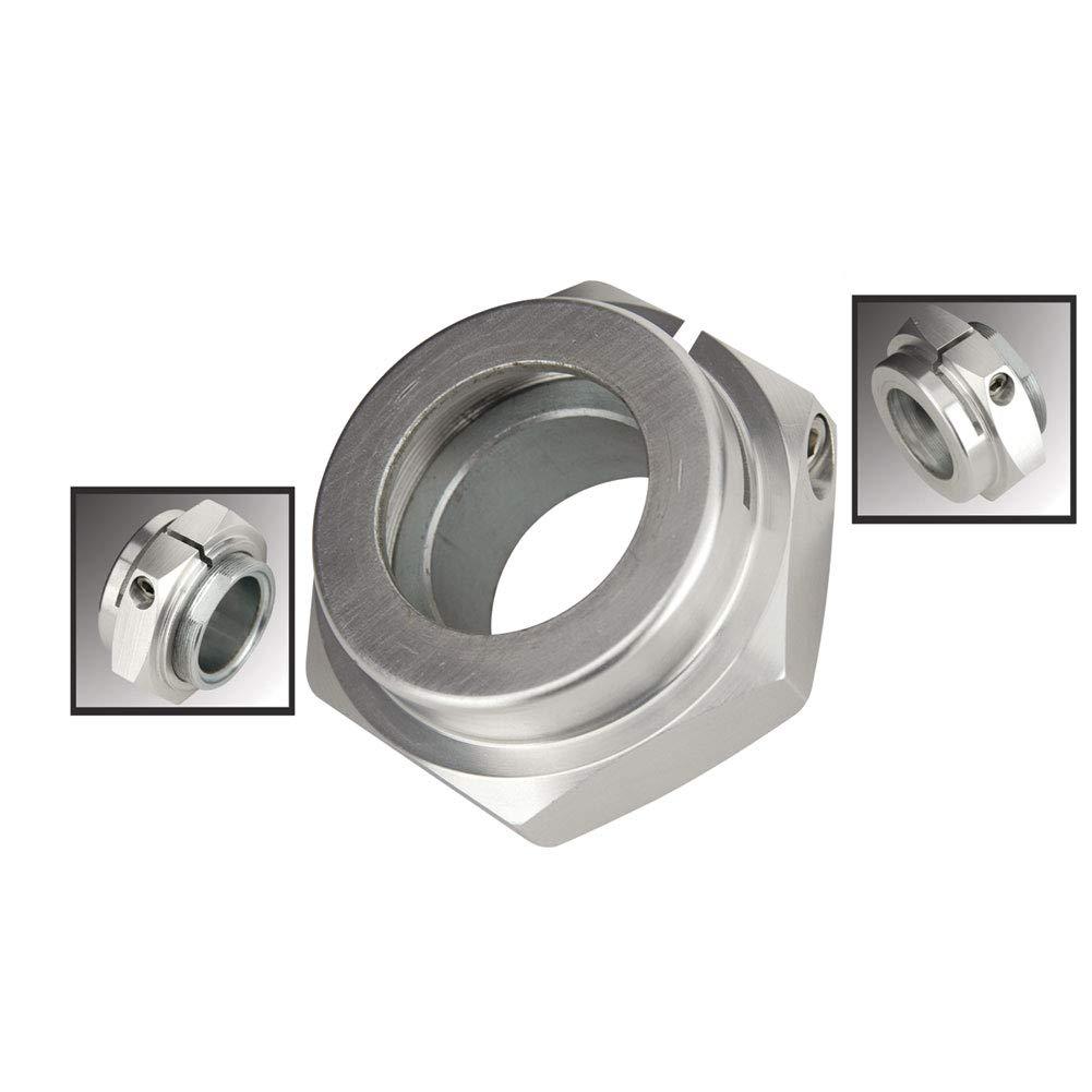 Tusk 3 Piece Axle Lock Nut - Fits: Yamaha RAPTOR 350 2004-2013