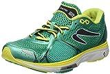 Newton Running Women's Fate II Green/Yellow Sneaker (9) Review
