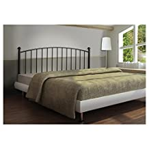"Monarch Specialties I 2619Q Combo Bed Headboard or Footboard, 60"", Coffee"