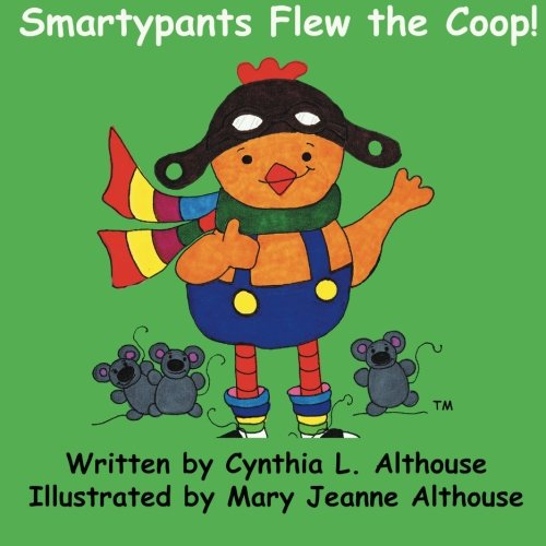 Smartypants Flew the Coop PDF
