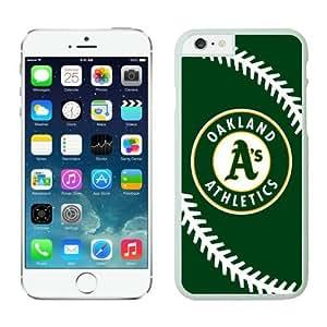 New York Yankees iPhone 6 Plus 5.5 Case 4 White, MLB Fans Phone Case