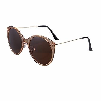 LXKMTYJ Gafas De Sol Mujer Tendencias De Conducción ...