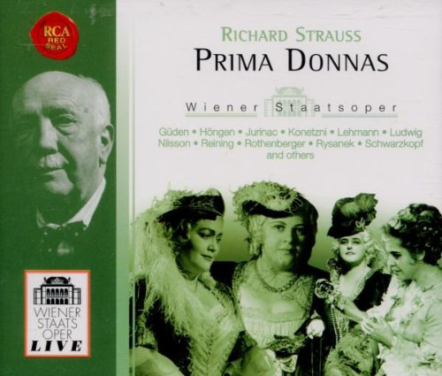 Richard Strauss: Prima Donnas by RCA Legacy