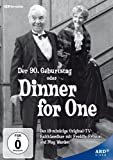 Dinner for One (Der 90. Geburtstag oder Dinner for One) (The 90th Birthday, or Dinner for One (Dinner for 1)) [Reg.2]