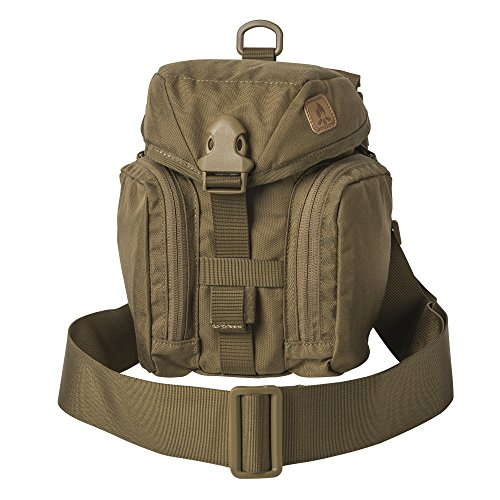 HELIKON-TEX Bushcraft Line, Essential Kitbag Coyote Review