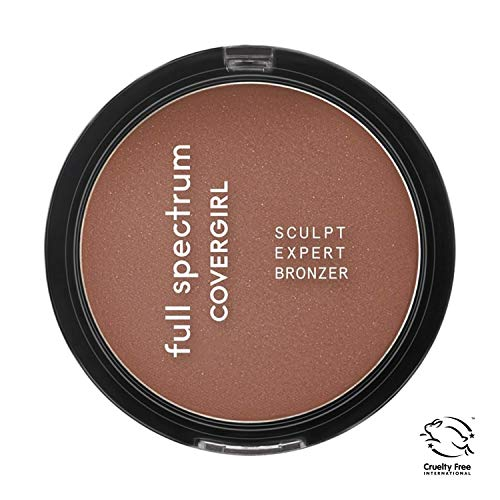 Covergirl Full Spectrum Sculpt Expert, Bronzer Ebony, 0.39 Ounce - Girl Bronzer Cover