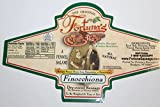 All Natural Fennel Salami- Nitrate Free/Gluten Free (Finocchiona)