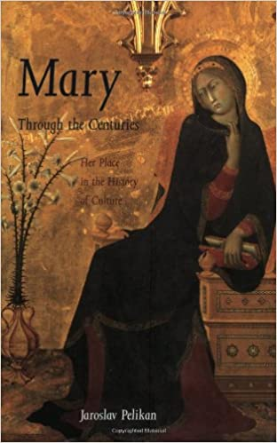 Image result for mary through the centuries pelikan