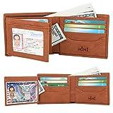 Best Wallet Men - Wallets for Men - RFID Blocking Trifold Genuine Review