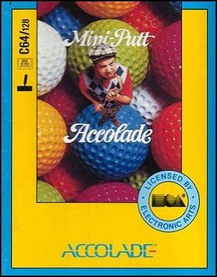 Mini-Putt - Commodore 64