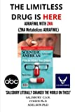 The Limitless Drug is here: Adrafinil with ZMA: The two pills that changed the world