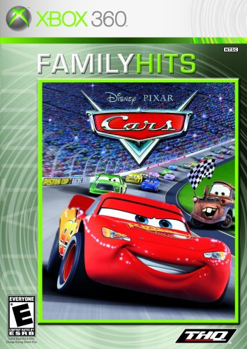 Xbox 360 Dvd Video Game - Cars - Xbox 360