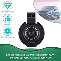 GPS Accessories Automotive YKS Plastic Bracket Mount Holder Clip for Garmin Nuvi 2497LMT 2557LMT 42LM 52 54LM