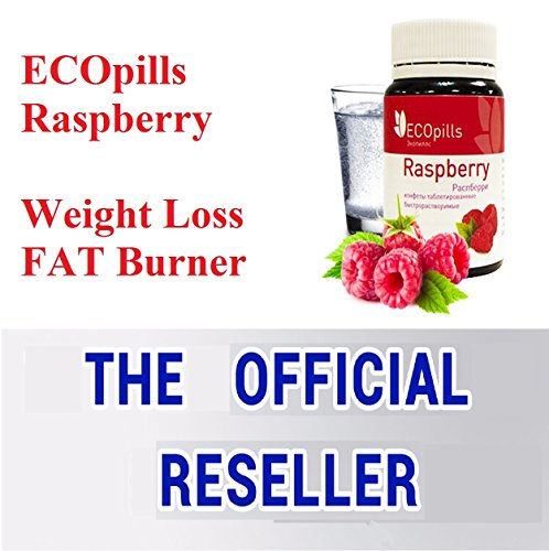 ECOpills Raspberry STRONGEST WEIGHT LOSS DIET GREATEST FAT BURNER (7) by ECOpills Raspberry