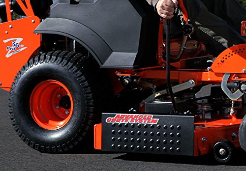 Advanced Chute System: Mower Discharge Shield - #ACS6000B ()