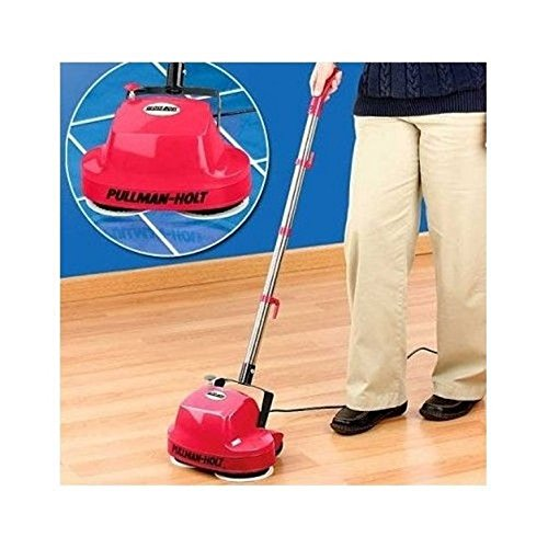 Floor Cleaning Machine Cleaner Light Cleaning Mini Buffer Scrubber Polishes Most Surfaces Including Carpet Wood Cement Tile Patios Garages