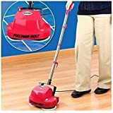 Floor Cleaning Machine Cleaner Light Cleaning Mini Buffer Scrubber Polishes Most Surfaces Including Carpet, Wood...