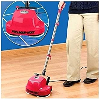 Floor Cleaning Machine Cleaner Light Cleaning Mini Buffer Scrubber Polishes Most Surfaces Including Carpet, Wood, Cement, Tile, Patios, Garages, Decks, Warehouses, Storage Units, Car Dealership Showrooms, Retail Stores, Schools, Daycare s, RVs, Motorhomes