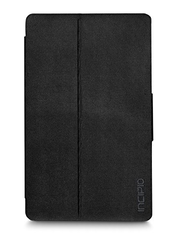 Incipio Clarion Folio Fire HD 8 Case (Previous Generation - 2015 release), Black