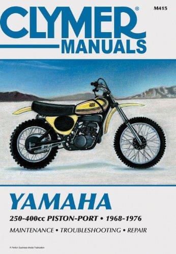 Vintage Yamaha Motorcycles - 3