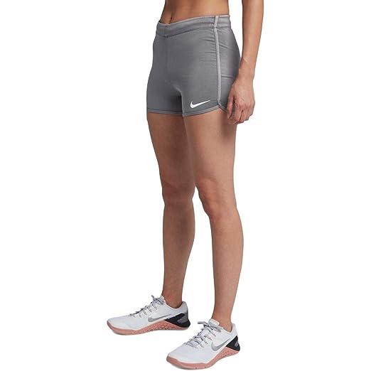 Nike Womens Vintage Fitness Shorts Gray M at Amazon Women s Clothing ... ca5a6e756