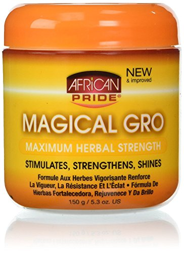 African Pride Maximum Herbal Gro, 5.3 oz