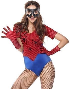 Sexy Spiderman de baño de mujer Spidergirl diseño de martillo de ...