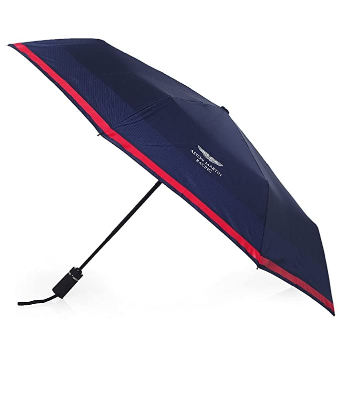 Hackett Hombres paraguas plegable teselados única Talla Marina De Guerra: Amazon.es: Ropa y accesorios