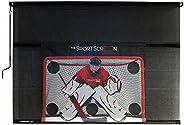The Sports Screen 10FT Manual Screen w/ Target
