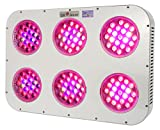 GROWant G2-Lens Series 900Watt LED Grow Light Full Spectrum Enhanced for Indoor Plants Veg and Flower Review
