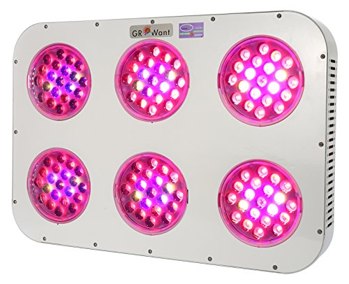 Enhanced Spectrum Led Grow Lights in US - 4