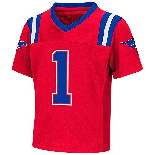 Colosseum Toddler SMU Mustangs Football Jersey - ()